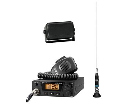 hook up CB Radio Auto