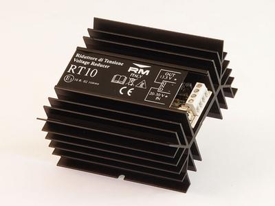 RM RT-10 24V/12V 10 Amp.