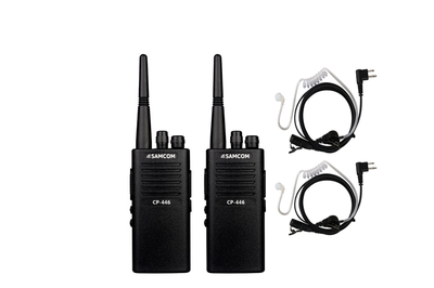 Samcom Security set