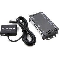 Splitter voor 4 camera's 12V en 24V