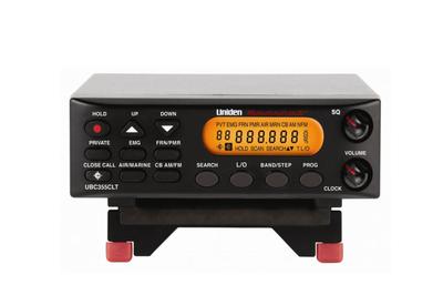 Uniden UBC355 CLT