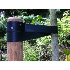 boomband - 1 meter - verstevigen bomen - leiboom accessoires
