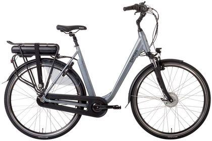 Bimas eCity 7.1 Elektrische Damesfiets 28 inch 50 cm Cool Grey