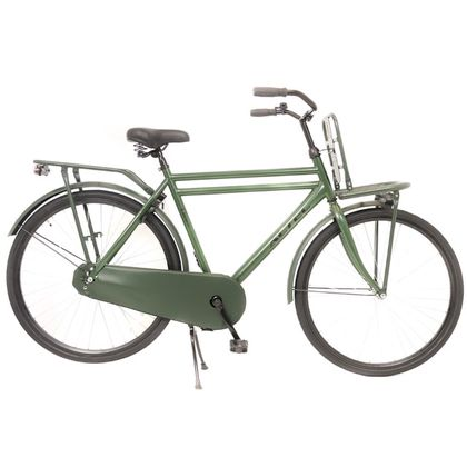 Altec Classic 28 inch 58 cm Heren Transportfiets Olive Green