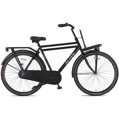 Altec Classic 28 inch Heren Transportfiets Zwart 53 cm