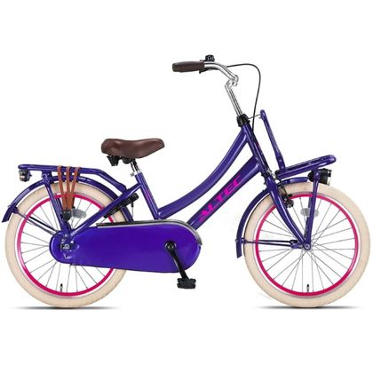 Altec Urban Transportfiets 20 inch Purple