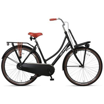 Altec Urban Transportfiets 28 inch Mat Zwart