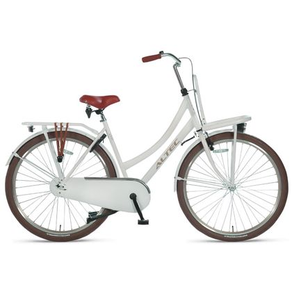 Altec Urban Transportfiets 28 inch Pearl White