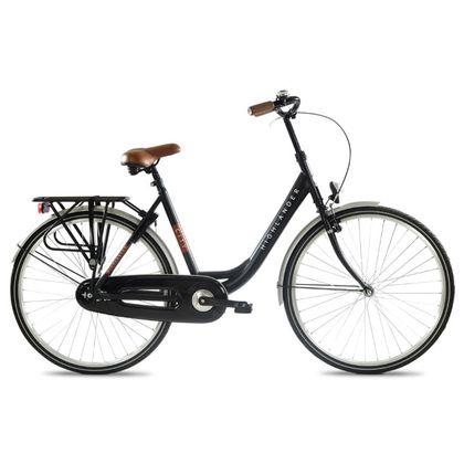 Highlander Citybike 28 inch 53 cm Black