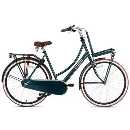 Popal Daily Dutch 3 Versnellingen 28 inch Forest Green