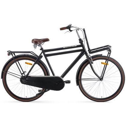 Popal Daily Dutch Basic+ Heren 28 inch Mat Zwart