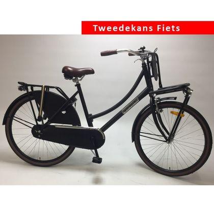 Popal Daily Dutch Basic 26 inch Mat Zwart Tweede Kans