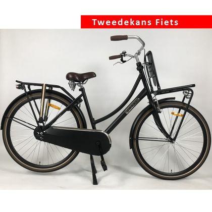 Popal Daily Dutch Basic 28 inch 50 cm Mat Zwart Tweede Kans