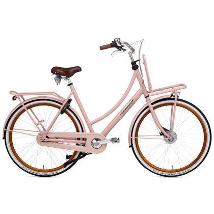 Transportfiets Popal Daily Dutch Prestige N7 RN 28 inch Blush Pink