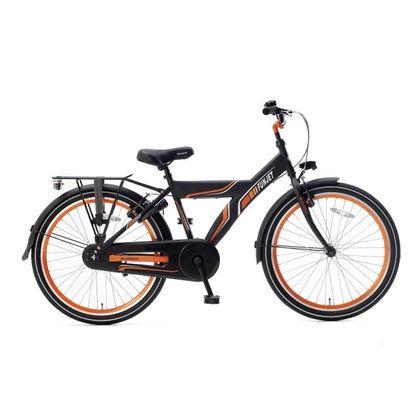 Popal Funjet X 24 inch Mat Zwart Oranje