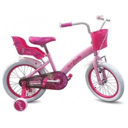 Troy Cindy 16 inch Pink White