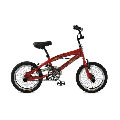 Troy Freestyle BMX 16 inch Red