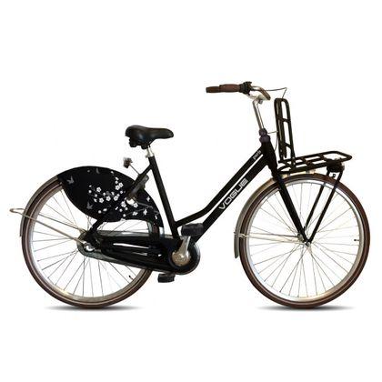 Vogue Paris 3 Versnellingen 28 inch Mat Black
