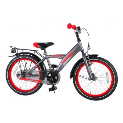 Volare Thombike 18 inch Grijs Rood