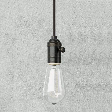 Edison Kooldraadlamp 1