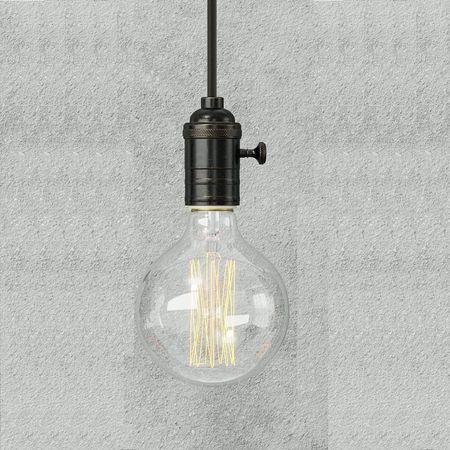 Edison Kooldraadlamp 3
