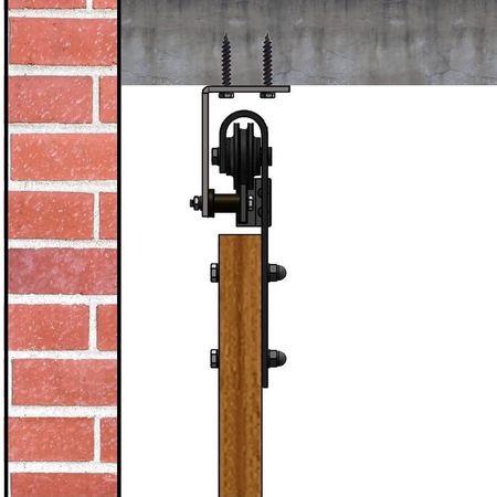 Schuifdeursysteem Plafond