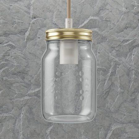 Jampot lamp