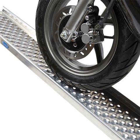 Aluminium oprijplaat rijplaat 150 cm