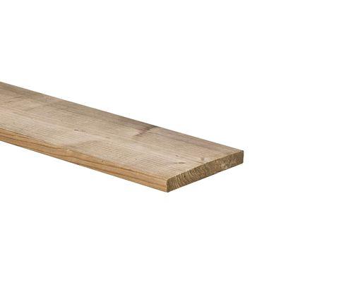 Brede windveer (advies bij gebruik dakpanprofielplaten)