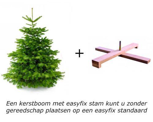 Easyfix kerstboom (boorgat in stam) exclusief standaard