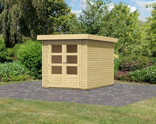 Dakgootset PVC - Voor platte daken