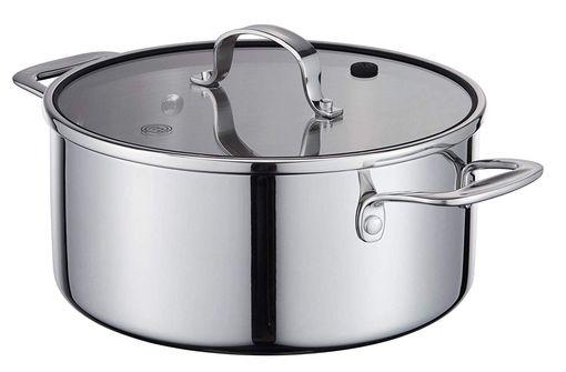 MasterChef Tri-Ply Casserole Pan 20 cm