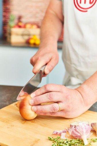 MasterChef Classic Chef Knife 20 cm Beauty 2