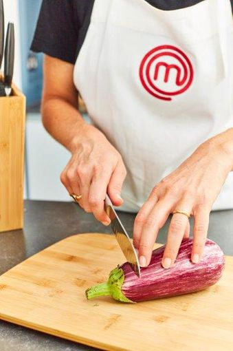 MasterChef Classic Rivet Santoku Knife Large Beauty 3