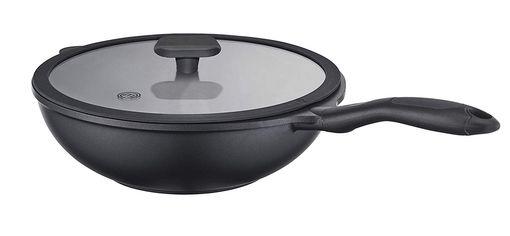 MasterChef Cast Aluminium Wok Pan 28 cm