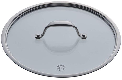 MasterChef Copperline Casserole Pan 24cm Lid