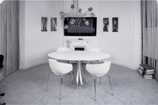 kare design tisch grande possibilita white 180x100. Black Bedroom Furniture Sets. Home Design Ideas