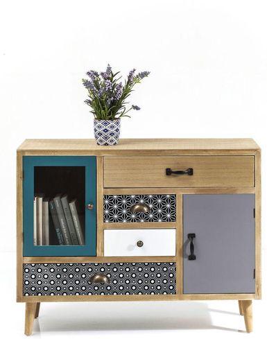 kommode visible capri kare design kaufen wohn und lifestylewebshop. Black Bedroom Furniture Sets. Home Design Ideas