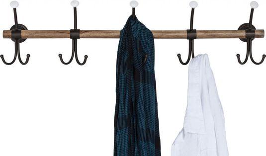 Garderobenleiste farm kare design kaufen lilianshouse for Einfache garderobenleiste