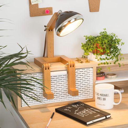 Tafellamp Mister Woody