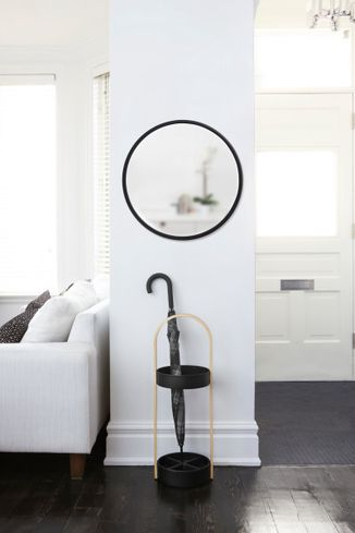 Spiegel Rond 24cm - Hub - Umbra