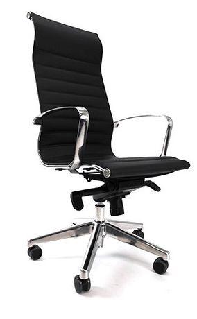 Bureaustoel Zwart Design.Bureaustoel Kopen Bureaustoelen Voordelig Online Hal18 Nl