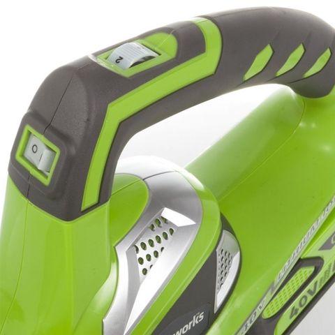 Greenworks Accu Bladblazer G40AB