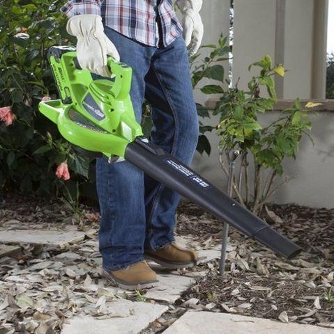 Greenworks Accu Bladblazer GD40BV