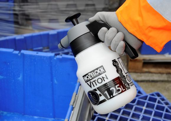 Hozelock Handspuit Viton 1.25 Liter