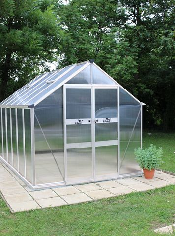 Royal Well Tuinkas Blockley 148 Polycarbonaat 6mm
