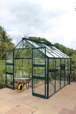 Royal Well Tuinkas Blockley 108 Groen Gecoat Veiligheidsglas 3mm