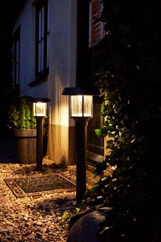 Intelligent Solar Pollux 150LM Tuinlamp