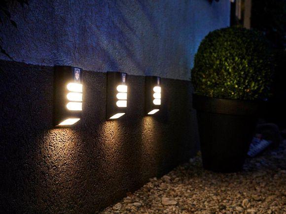 Intelligent Solar Rana 15LM wandlamp