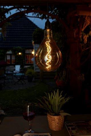 Batterij hanglamp Raindrop